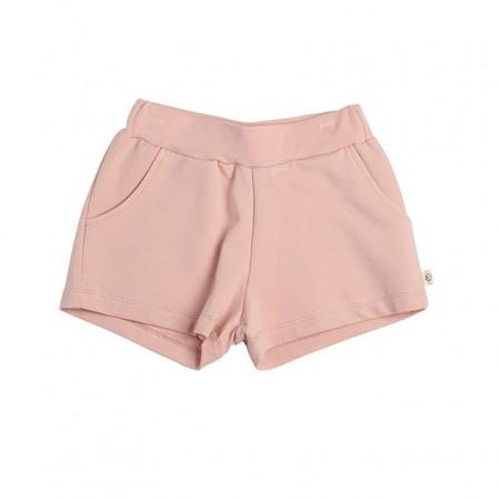 舒適休閒柔軟短褲(粉紅色)