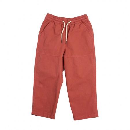 拉繩休閒褲