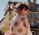 英國Wynken柔粉太陽無袖綁結襯衫