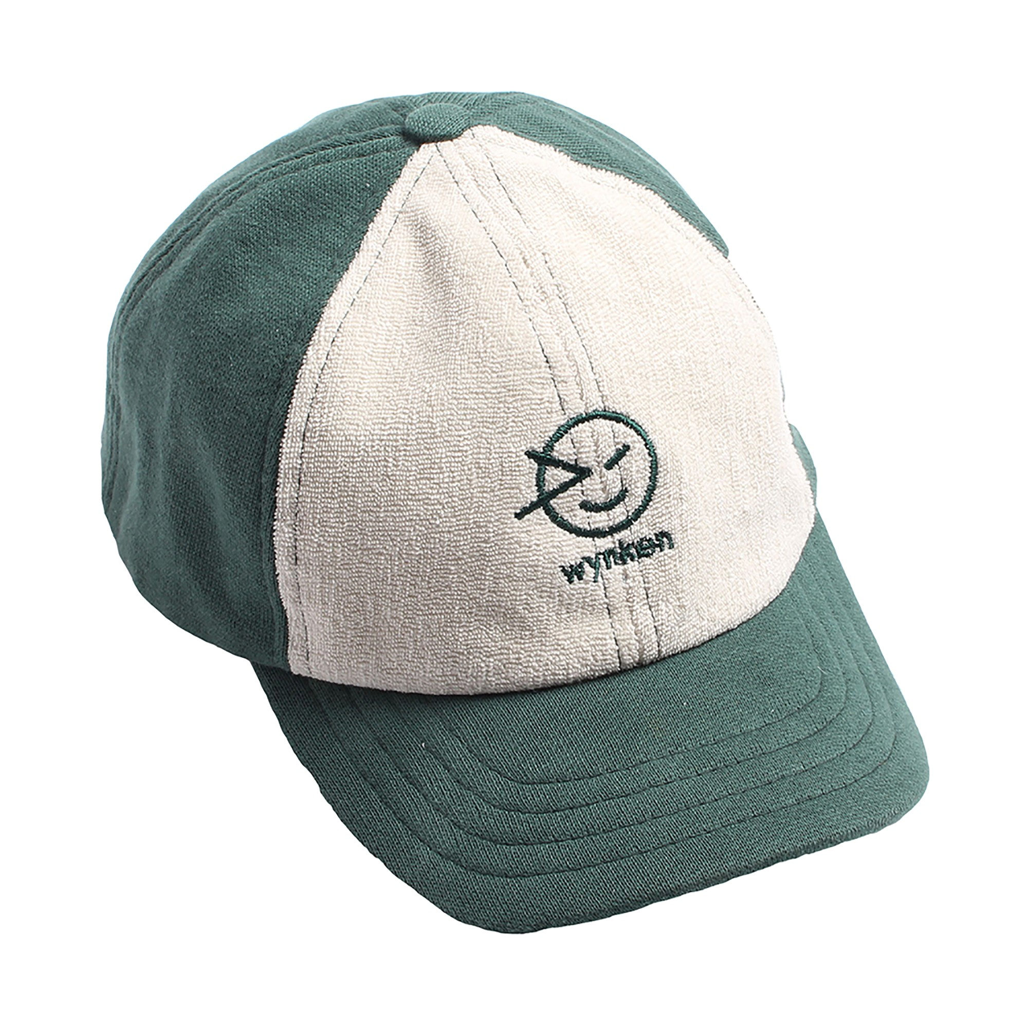 棕梠綠棒球帽