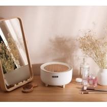 日式仿真木紋高腳置物桶/垃圾桶