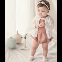 嬰兒針織外套