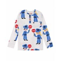 歐盟認證有機棉警察喊停長袖T恤