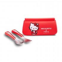 聯名款Hello Kitty叉匙外出組(大童)