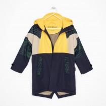 荷蘭 時尚大衣防水外套