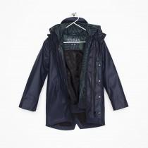 荷蘭 經典三合一多功能雨衣外套