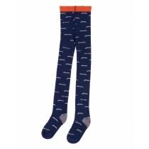 西班牙 池塘水波紋 褲襪