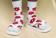 英國Wynken印花腳踝襪