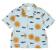 英國Wynken金色太陽天空藍襯衫